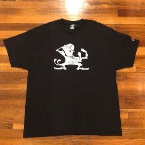 Notre Dame T-shirt black